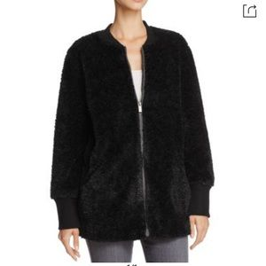 Splendid Faux Fur Teddy Bear Jacket